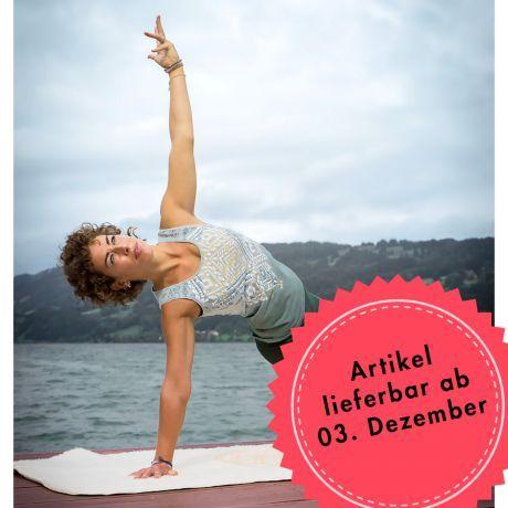 Yoga-Top - Bakti - green/smaragd