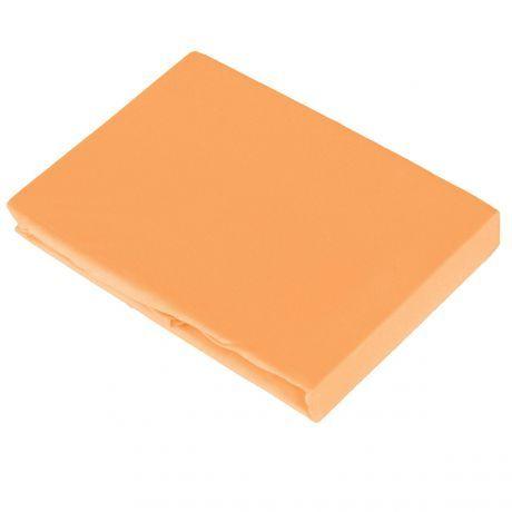 Spannbettuch, Bio-Baumwolle, orange, mango, Bettbezug, Fitted sheet, organic cotton, orange, mango, duvet cover,