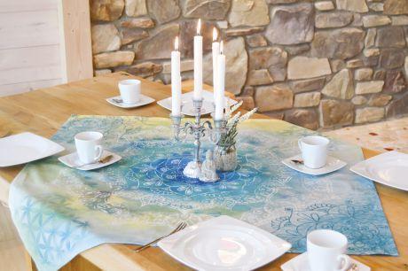 Tischdecke Blue Dream