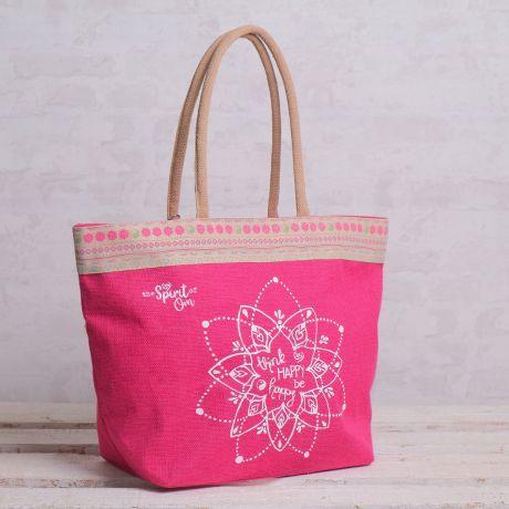 Lady-Shopper pink
