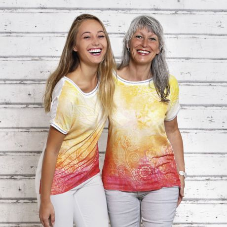 Blusen-Shirt 'Sunshine'